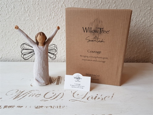 Willow Tree - Angel of courage