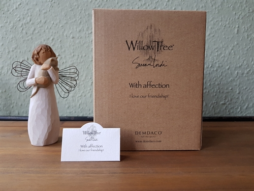 Willow Tree - With affection