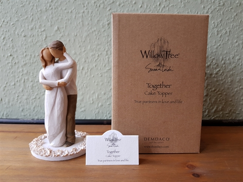 Willow Tree - Together / caketopper
