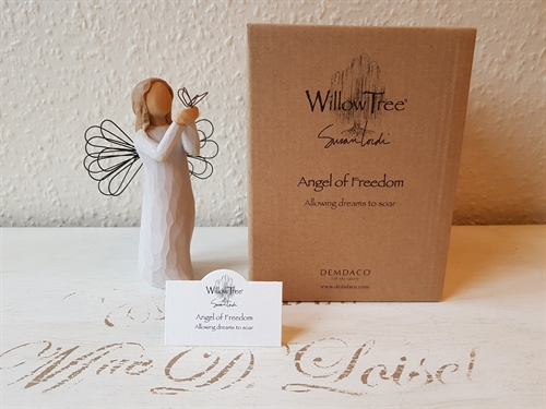 Willow Tree - Angel of freedom