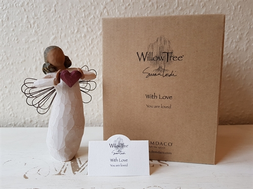 Willow Tree - With love